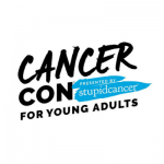 Cancer Con, presented by stupid cancer. For young adults.