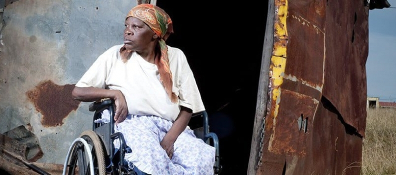 Living with a Disability and Unmet Health Needs