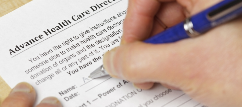 Information guide on advanced care planning
